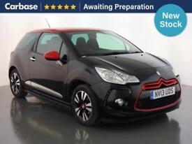 2013 CITROEN DS3 1.6 VTi 16V DStyle Red 3dr