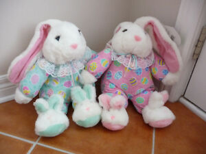 Brand New Plush Easter Bunnies - 4 Styles Available London Ontario image 4