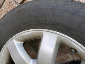 Used Tires Barrie >> Used Tires 225 65r17 Kijiji In Barrie Buy Sell Save With