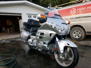SOLD-2008 Honda Goldwing GL1800 for sale