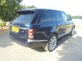 Land Rover Range Rover 4.4SD V8 ( 339bhp ) 4X4 Auto Autobiography