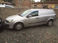 Astra van spares or repairs