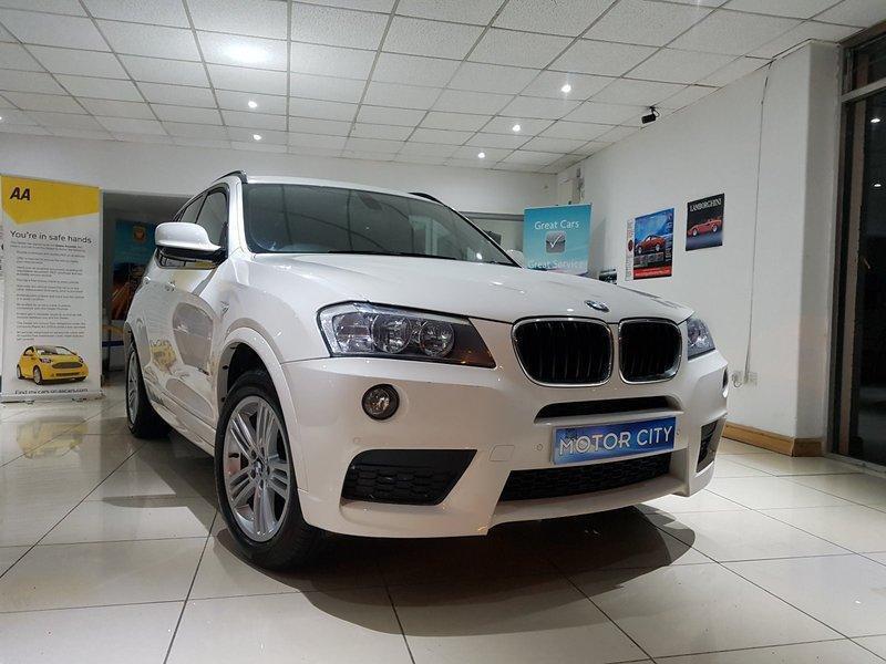 BMW X3 2.0 XDRIVE20d M SPORT
