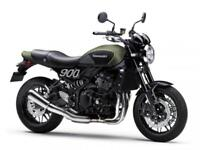 2018 Z900 RS. 2YRS KAWASAKI EXT WTY OPTION FOR 350
