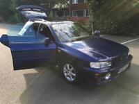 Subaru Impreza 2.0 Sport. FULL SERVICE HISTORY, RARE ESTATE, (NON TURBO)