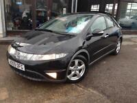 2009 (09) Honda Civic 2.2i-CTDi ES (Finance Available)