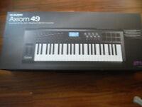 M-Audio Axiom 49, hardly used at all!
