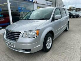 image for 2008 08 CHRYSLER GRAND VOYAGER 2.8 CRD TOURING 5DOOR AUTO SILVER 161 BHP DIESEL