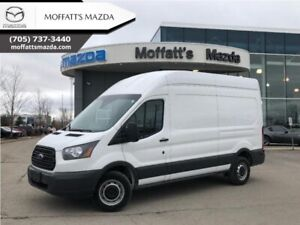 2018 Ford Transit-250 148 WB High Roof Cargo  - $284.00 B/W