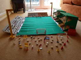 SUBBUTEO SET WITH STANDS AND FANS, AVAILABLE NOW!