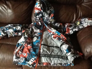Billabong snowboard jacket Youth Size 10. Like new! Kitchener / Waterloo Kitchener Area image 3