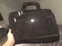 Dell laptop case, also two very old laptops available if wanted for parts etc