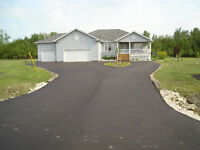 GET A QUOTE NOW!  Driveway, parking pads, sidewalk, etc.
