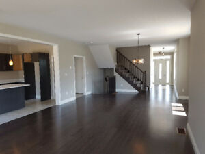 Brand New House! for rent in Waterloo Carriage Crossing.