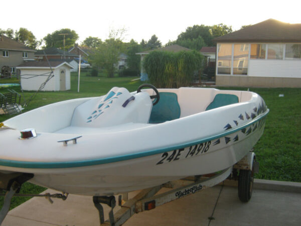 1994 Invader Marine SEA INVADER JET BOAT RUNS GREAT