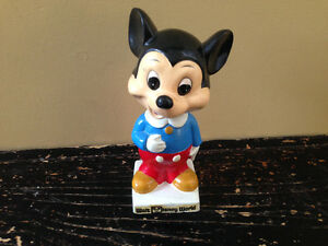 Vintage Bobble Mickey Mouse