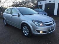 2008 Vauxhall Astra 1.6 SXi Long Mot 2 Keys Full Service History 2 Owners