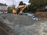 AFFORDABLE DEMO, EXCAVATING & FOUNDATION CONTRACTORS SURREY