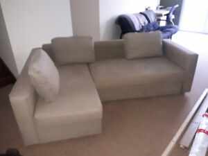 Sectional L shape Couch