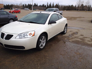 REDUCED 2009 Pontiac G6 GT
