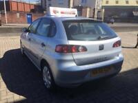2007/56 Seat Ibiza 1.2 Petrol 12V 5 Door Manual Long MOT