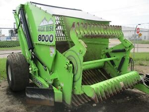 Used 2012 Schulte High Rise Rock Picker