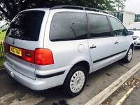 Volkswagen Sharan 1.9 TDI Warranted Low mileage Full History Swap P.x Welcome