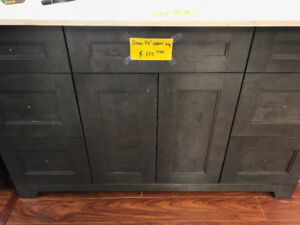 "vanity on sales! 54"" and 42"" cabinet only start from $419!!"