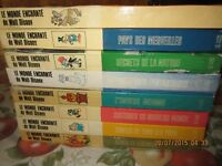 8 volumes (Le monde enchanté Walt Disney( Collectionneurs)