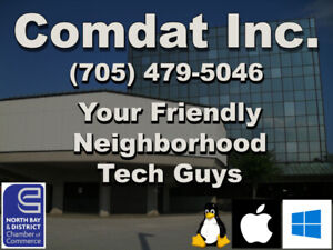 Comdat Computer Services - Computers done right.