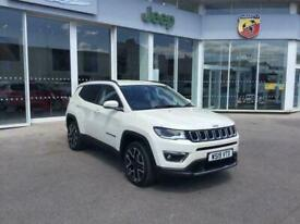 image for 2019 Jeep Compass 2.0 Multijet 140 Limited 5dr 6 Speed Manual Diesel Estate Dies