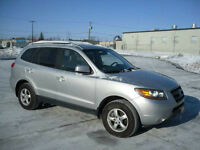 2008 Hyundai Santa Fe Automatic, Certified SUV, Crossover