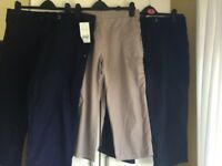 ****WOMENS 3/4TROUSERS****
