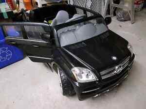 Mercedes  GL wagon kids motorized car