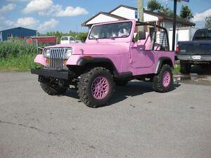 1994 Jeep TJ VUS