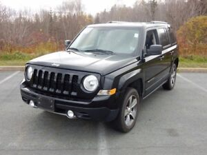 2017 Jeep PATRIOT HIGH ALTITUDE LOADED!!!!