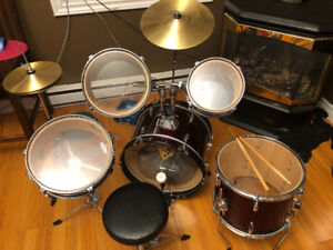 Youth CB Drum set for sale