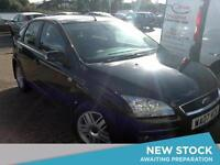 2007 FORD FOCUS 2.0 TDCi Ghia Cruise Low Miles Aircon