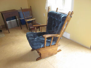 Rocking Chair Glider