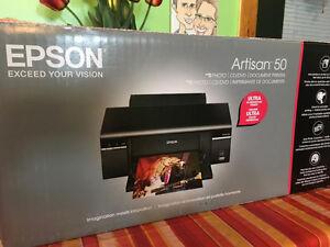 Like-New, Epson Artisan 50 Colour Printer