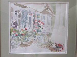Original Signed Watercolour by Wanda Martin Hicks--Only $320 OBO
