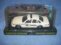 RCMP Cast model car  - still in box