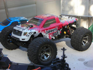 Arrma Granite monster truck 1/10 scale
