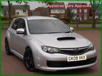 2008 (08) Subaru Impreza 2.5 WRX STI Type UK