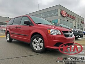 2015 Dodge Grand Caravan SE | Amazing Condition | One Owner | No