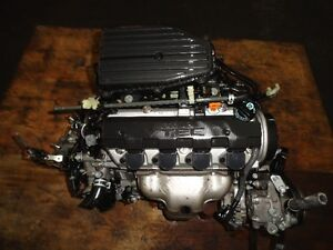 JDM HONDA CIVIC D17A VTEC 1.7L ENGINE, 5SPEED TRANSMISSION 02-05