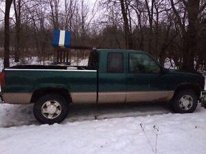 1996 GMC 1500 4x4.