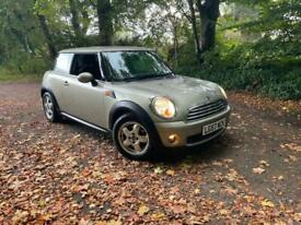 image for EXCELLENT CONDITION LOW MILEAGE MINI COOPER 1.6 LOVELY DRIVER