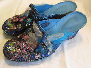 Novelty Costume Fairy Shoes Fun Party Silliness Art Shoes