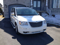 2010 Chrysler Town & Country Limitée - Swivel&Go